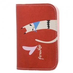 Держатель для карточек Фернандо (красный)
