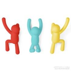 Разноцветные вешалки-крючки Вuddy