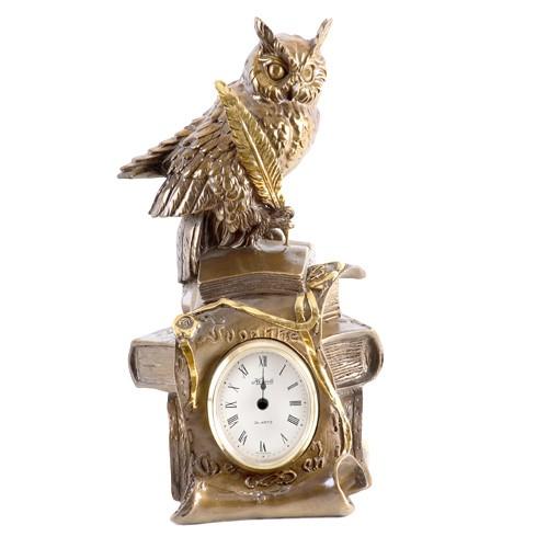 Часы Ученый филин