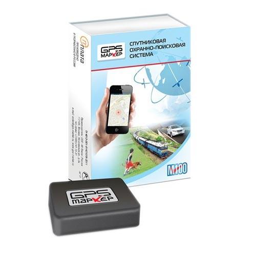 Поисковый GPS/GSM маяк для авто Marker M100