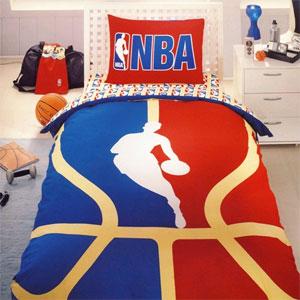 Детское постельное белье NBA Logo