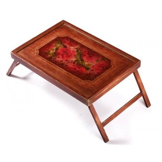Столик для завтрака в постель Rose de provence