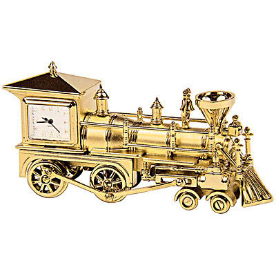 Часы «Золотой Паровоз»