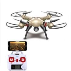 Квадрокоптер с трансляцией видео и барометром Syma SYMA-X8HW