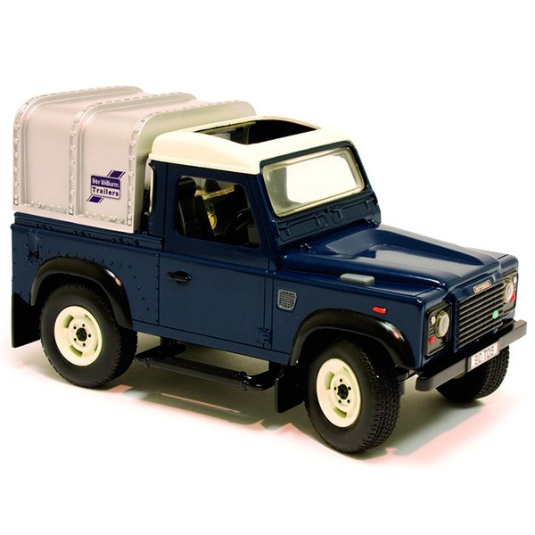 Машинка TOMY Farm Land Rover Defender