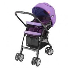 Детская коляска Aprica Luxuna (цвет: сиреневый)
