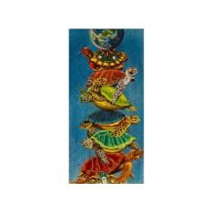 Алмазная вышивка «Черепахи»