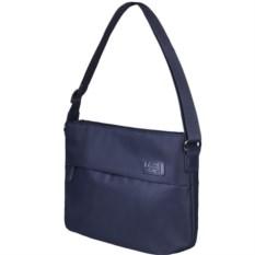 Темно-синяя сумка женская City Plume