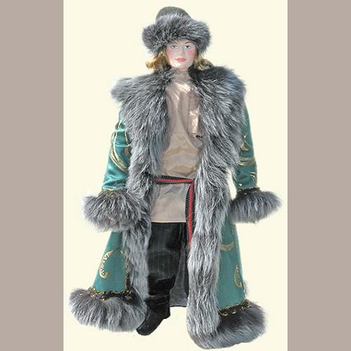 Кукла «Архангельский парень»
