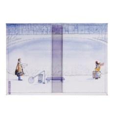 Обложка для паспорта Путь домой