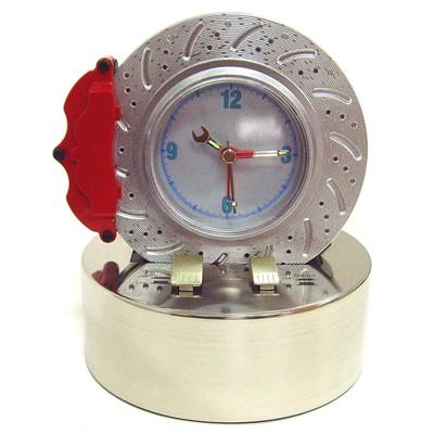 Часы будильник «Тормозной диск»
