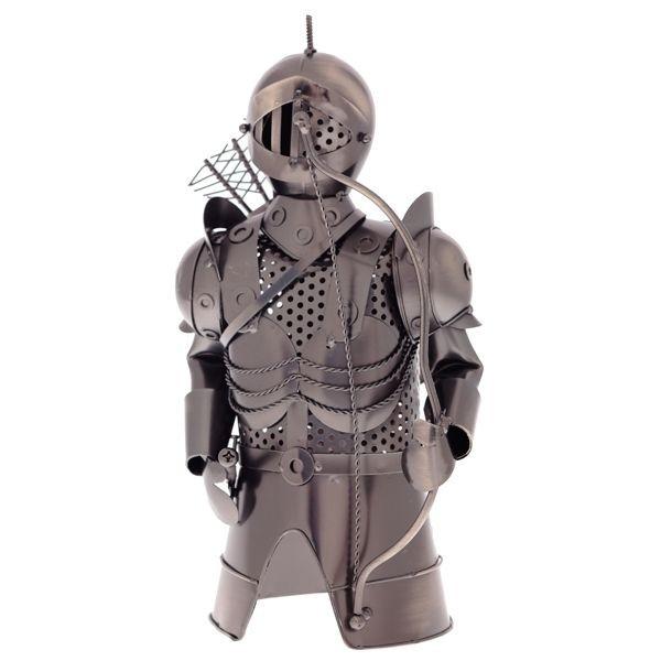 Подставка для бутылки Рыцарь с луком.