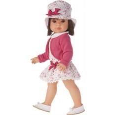 Кукла-девочка Белла в шляпке