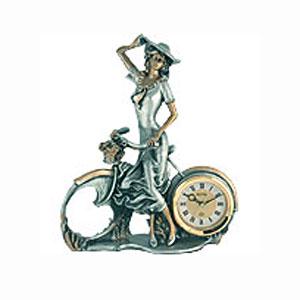 Скульптурные часы Vostok