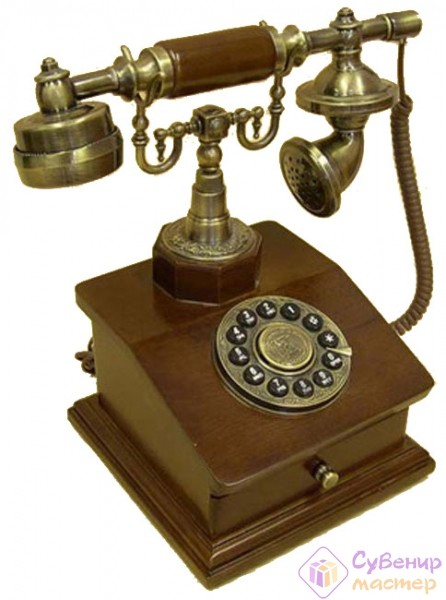 Телефон-ретро Брокер