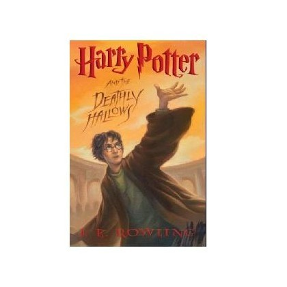 Книга на англ Harry Potter and the Deathly Hallows