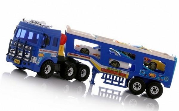 Игрушка Синяя машина автовоз