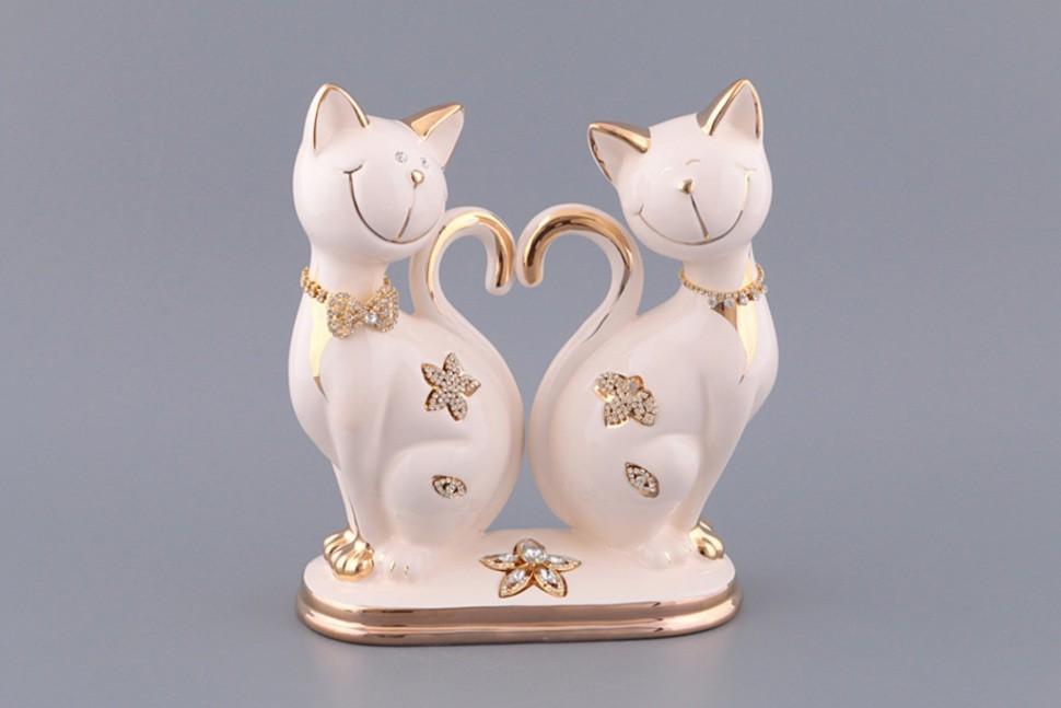 Фигурка Пара кошек