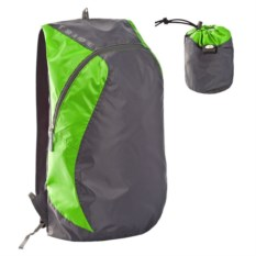 Складной рюкзак Wick (цвет: зеленое яблоко)