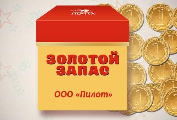 Подарочный набор «Золотой запас ФИРМЫ»