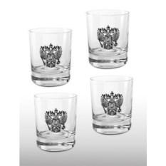 Подарочный набор стаканов для виски «Представительский»