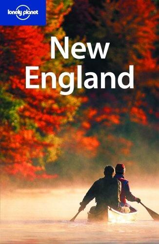 Путеводитель Lonely Planet по Новой Англии