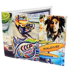 Обложка для студенческого с Вашими изображениями