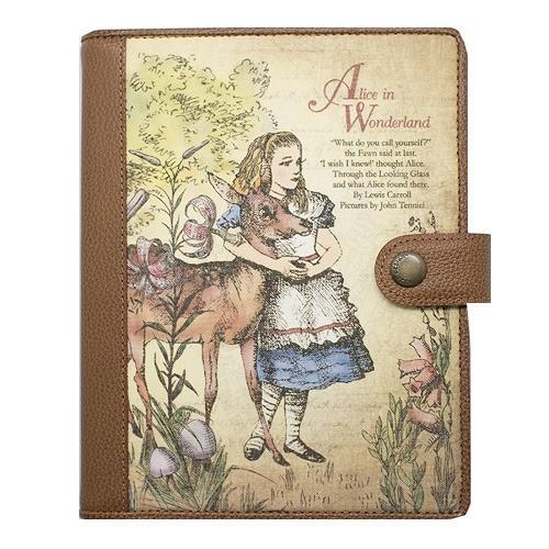 """Дневник с застежкой """"Dear Alice"""""""