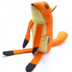 Игрушка-антистресс Лисенок с хвостиком