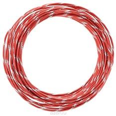 Проволока для рукоделия Астра, цвет: красный (023), 2 мм х 10 м.