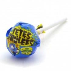 Леденец на палочке Синяя малина 8,5 гр