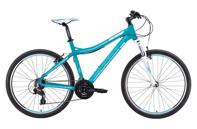 Женский горный велосипед Smart Lady 90 (2016)