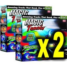 Гибкий трек на 440 деталей Magic Tracks