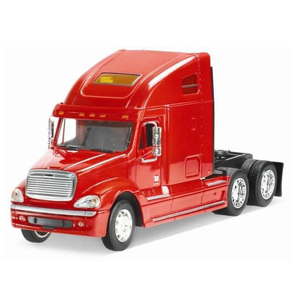 Игрушка Модель грузовика 1:32 Freightliner Columbia, Welly