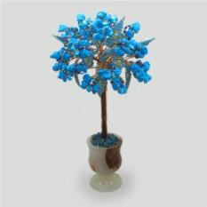 Дерево из бирюзы Морское-небесное вдохновение