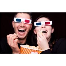 Подарочный сертификат 5D кинотеатр для двоих