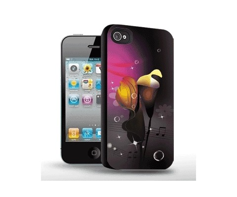 Панель для iPhone «Ноты»