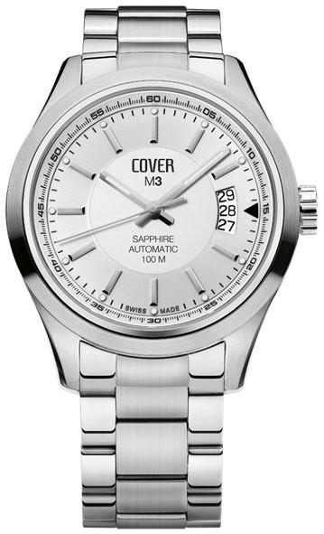 Наручные мужские часы Cover, модель M3.ST22M