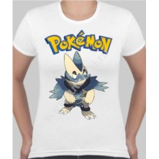 Женская футболка Pokemon