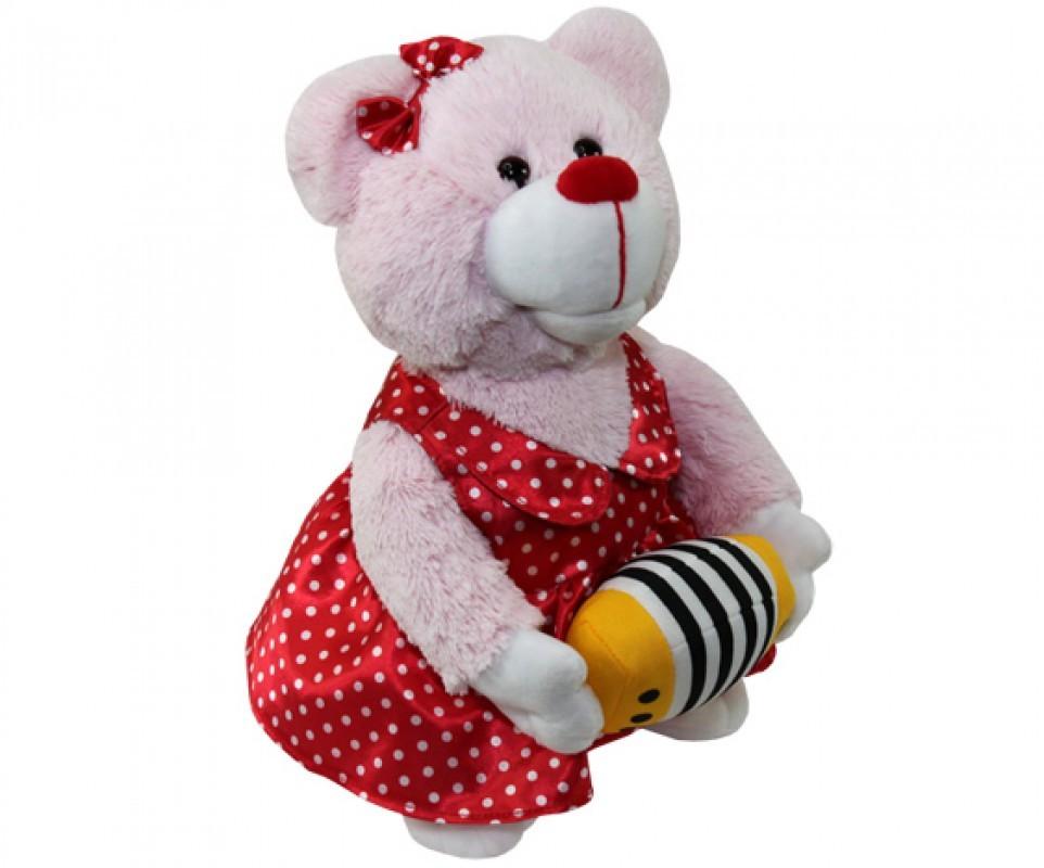 Поющая игрушка Мишка Сударыня