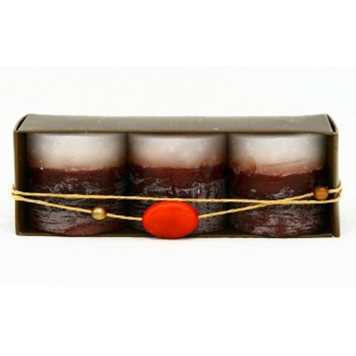 Набор свечей парафиновых