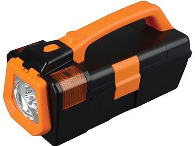Подарочный набор инструментов с фонарем, 15 предметов