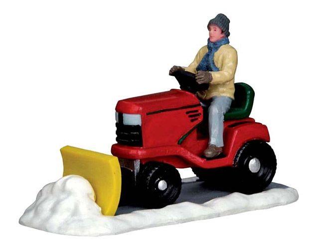 Фигурка Уброка снега, Lemax
