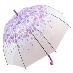 Зонт Фиолетовые цветы