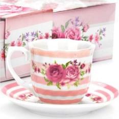 Фарфоровый кофейный набор из 12 предметов Lorain 25956