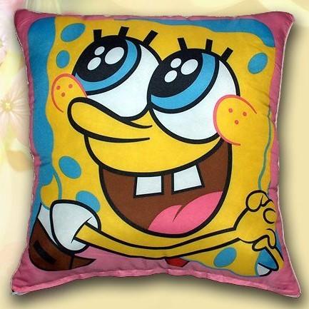 Подушка детская «Спанч Боб»