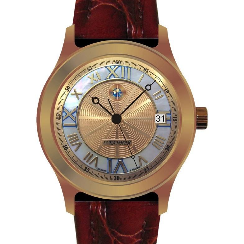 Золотые часы «Классик Примера 103.1.8215»