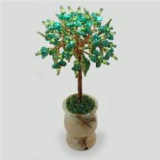 Дерево из амазонита Семейное счастье