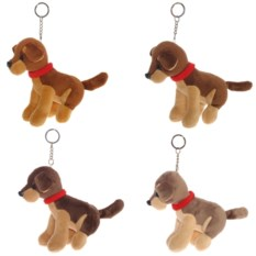 Брелок для ключей Собака