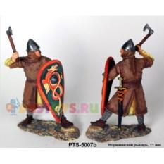 Оловянный солдатик Норманнский рыцарь, 11 век